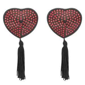 couvre-tétons-coeur-noir-rouge-coquette-seul