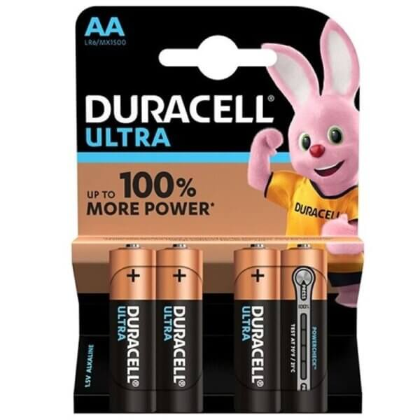 piles-alcalines-AA-LR6-Duracell